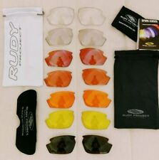 Interchangeable 100% UV400 Cycling Sunglasses & Goggles
