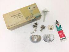 SINGER Sewing Machine Accessories Special Zig Zag Model 626 Vintage Parts
