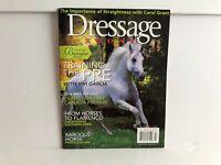 Dressage Annual Baroque 2014 PPE Carol Grant Magazine Equine