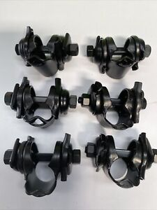 Lot Of 6 Seatpost Clamps