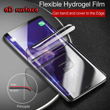 6D Transparent Full Curved Tempered Glass Screen Protector For SamsungGalaxy S8