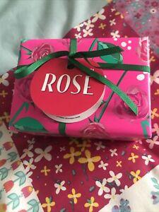Lush Rose Gift Set Rose Jam Shower Gel & Ro's Argan Body Conditioner NEW