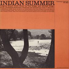 Pete Seeger, Pete Se - Indian Summer: Original Soundtrack [New CD]