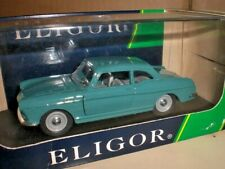 Eligor 100706 - Peugeot 404 Coupe 1964 vert turquois - 1:43 Made in France