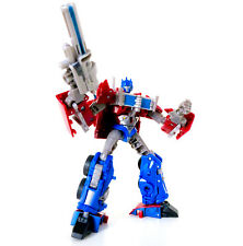 Transformers Prime Hasbro First Edition Deluxe Optimus Prime