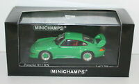 MINICHAMPS 1/43 430 065106 PORSCHE 911 RS 1995 GREEN