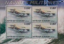 WWII PRINZ EUGEN (Prince Ojgen/Eugene) German Heavy Cruiser Warship Stamp Sheet