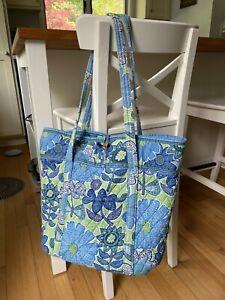 Vera Bradley Doodle Daisy Tote Bag