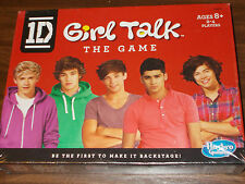 Hasbro - 1D Girl Talk The Game -One Direction Girl Talk Board Game  Ages 8 & up