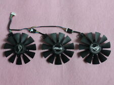 87mm Original ASUS ROG STRIX GTX 1060 1070 1080 Triple Fan 6Pin FDC10U12S9-C Q13