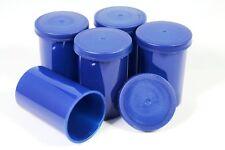 5 Filmdosen Geocaching Montessori Basteln Cache Versteck Safe - blau