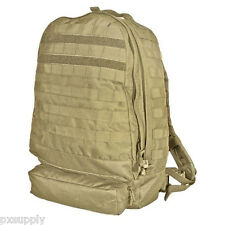 Backpack Coyote Brown Assault Pack Military Modular Fox Outdoor 56-448 3 day