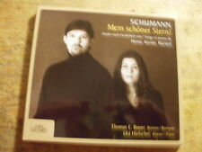 Schumann - Liederkreis Op24 25 35 [CD Album] T.E. Bauer