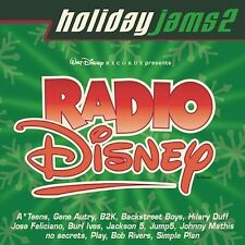 Radio Disney: Holiday Jams, Vol. 2 by Disney (CD, Oct-2002, Disney)
