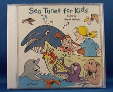 BRENT HOLMES Fun Tunes for Kids SEA TUNES FOR KIDS CD Factory Sealed EDUCATIONAL