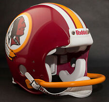 JOE THEISMANN WASHINGTON REDSKINS Riddell 1-Bar Football Helmet FACEMASK- YELLOW