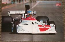 March 751 Formel 1 - Hans-Joachim Stuck - Poster von 1975
