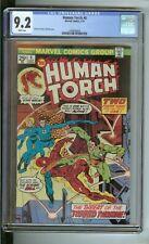 HUMAN TORCH #6  CGC 9.2