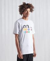Superdry Mens Core Logo Transit T-Shirt
