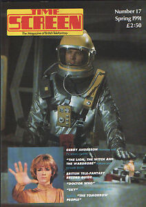 Time Screen #17 Gerry Anderson Dr Who Sky Tomorrow People Lion Witch & Wardrobe