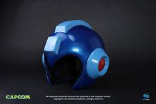 Rockman Megaman 1:1 wearable Replica LED Helmet Capcom Collector's edition