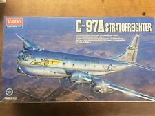 Model Kit Academy C-97A Stratofreighter 1/72 FA182 MATS Military Transport Plane