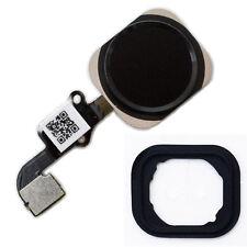 IPhone 6/6+ plus Home Button ID Capteur menu Câble Flex touche bouton Noir
