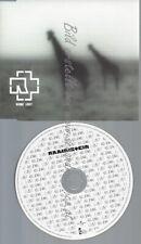 CD--RAMMSTEIN--KEINE LUST | IMPORT