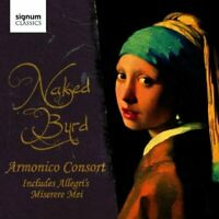 Armonico Consort - Naked Byrd (CD) (2009)