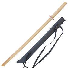 Japanese Kendo Wooden Training Martial Arts Practice Sheath Bokken Combo Deal