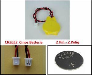 Alienware M11X R1 R2 R3 R4 M14X M15X M17X M18X M9700 M9750 Bios CMOS Batterie