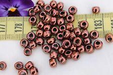 3/0 Toho Seed Beads 40- Dark Bronze 10 grams/# 222