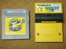 Nintendo gameboy poket monster 2pcs set yellow & pokemon Pinball no box japan
