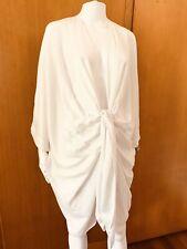 Kedem Sasson-Lagenlook-Swing Open Kimono Jacket-One Size