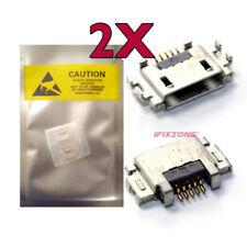 2 X New Micro USB Charging Sync Port Sony Ericsson Xperia S LT26i LT22i LT28i US