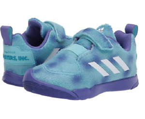 ADIDAS H67843 ActivePlay Monsters I Inf`s (M) Aqua/White Textile Casual Shoes