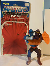 Original Two Bad 1984 HE-MAN Masters of the Universe