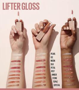 MAYBELLINE Lifter Gloss Plumping Hydrating Lip Gloss 5.4ml - CHOOSE - New Sealed
