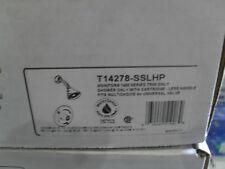 Delta T14278-SSLHP Leland Monitor 1400 series Shower trim less handle Stainless