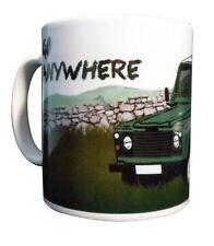 Land Rover Defender Mug