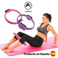14 Pulgadas ARO DE RESISTENCIA YOGA PILATES FITNESS (14 inch ring pilates)