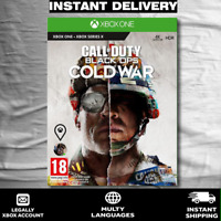 Call of Duty®: Black Ops Cold War Xbox One + Series X ULTIMATE NO CD/KEY 5SEC 🔥