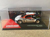"DIE CAST "" FORD FOCUS WRC - 2002 RAC RALLY "" CARLOS SAINZ 1/43"