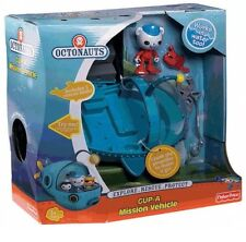 Octonauts Gup A Mission Vehicle Barnacles Octo Crew Bath Toy Girl Boy Gift NEW!