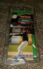 Premiere Edition Team Colorado Rockies Stadium Club Baseball Card set Sealed '03
