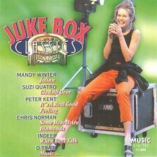 Juke Box Classics Radiorama ('Aliens [6:12min.]'), Lime, Peter Kent, Mand.. [CD]