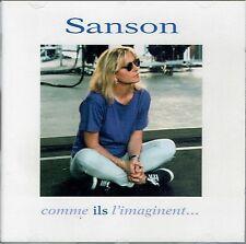 CD - VERONIQUE SANSON - Comme ils l'imaginent...