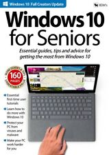 Windows 10 For Seniors Essential Guides Vol.21 2018 BDM's Desktop Series