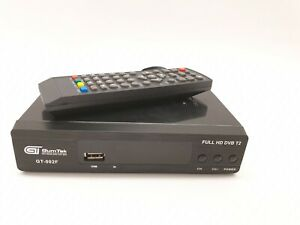 NEW Full HD Freeview Set Top Box RECORDER Digital TV Receiver with USB Socket