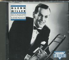 GLENN MILLER - MOONLIGHT SERENADE on CD